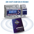 PFE865-00  EB 4 KIT X3M D6 H RS232