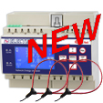 PFNE6-F1509-110  EXA F NET D6 WEB 85÷265V ENERGY ANALYZER & WEB DATA MANAGER