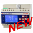 PFNK6-1Q519-F21  KILO NET D6 PQ FULL 85÷265V 1DI 2DO ENERGY ANALYZER & WEB DATA MANAGER