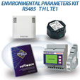 PKA0010-00  NET ENVIRONMENTAL PARAMETERS KIT RS485 THL TE1