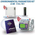 PKA0011-00  NET ENVIRONMENTAL PARAMETERS KIT E-WI THL TE1